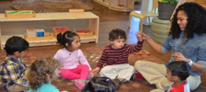 Redeemer Montessori School Toddler House