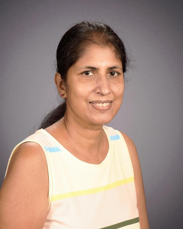 Padmini Raghu